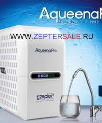 Система очистки воды  AqueenaPro новинка артикул WT-100