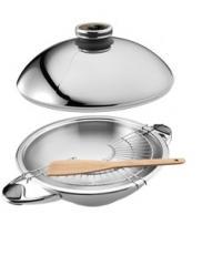 сковорода вок цептер большая wok zepter